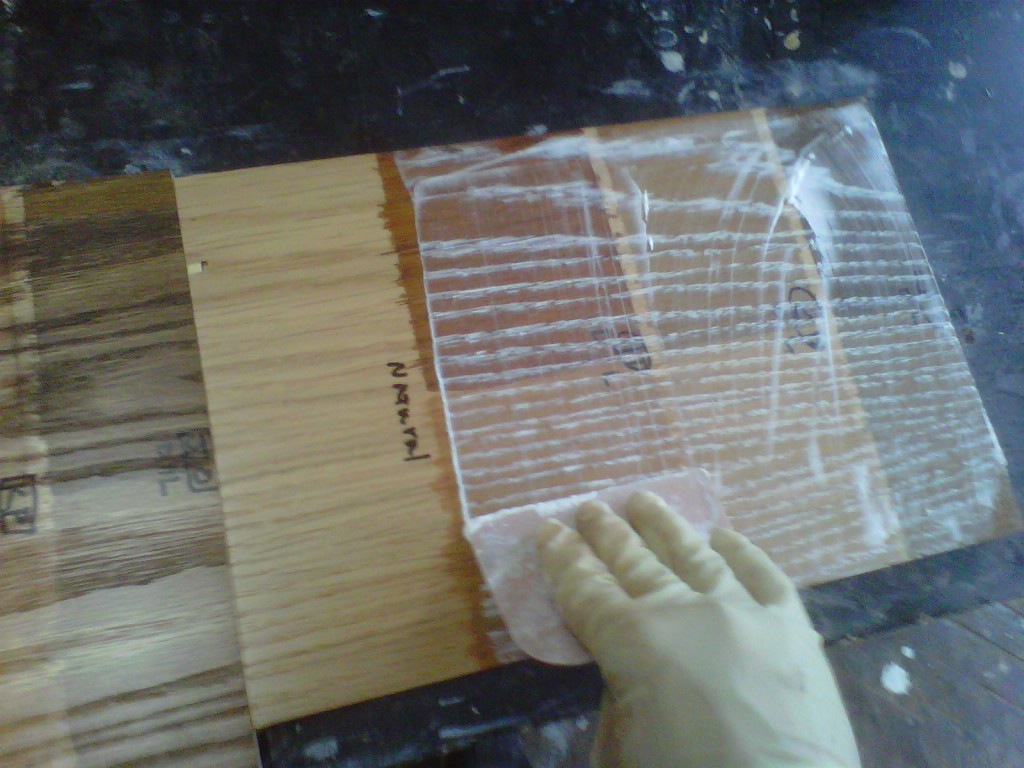 How Do You Stain Kitchen Cabinets Steps Applying Gel Stain